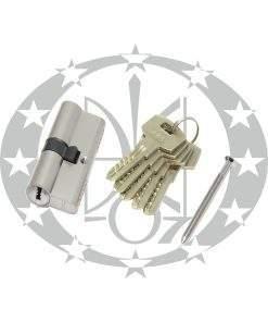Серцевина LOB Yeti 30/40 горизонтальний ключ нікель