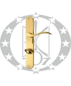 Ручка дверна Martinelli KRISTINA SABINA 72 WC OLV