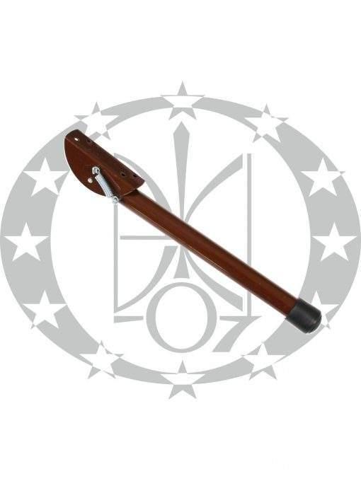 Ножка - фіксатор мала коричнева volya