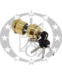 Серцевина GERDA RIM6000SX 4 ключі PVD