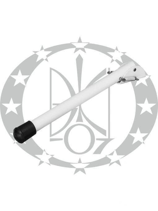 Ножка - фіксатор середня біла volya