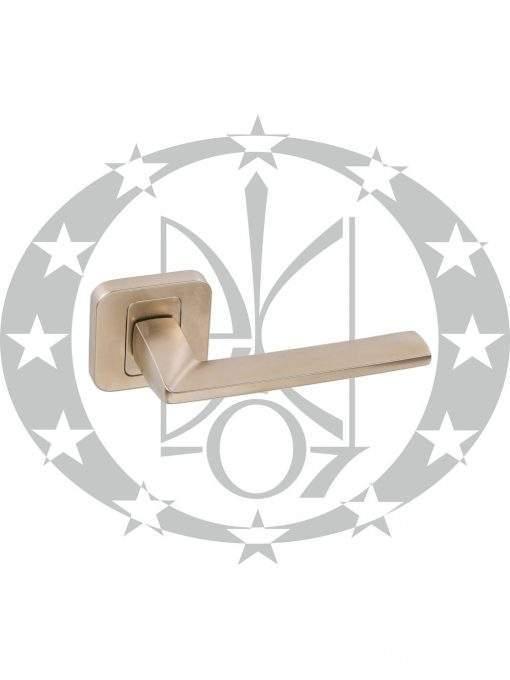 Ручка дверна Nomet PEM T-1421-120 розета (G5)
