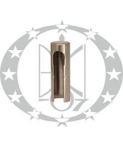 Накладка mod.909-C Ф14 нікель сатинований