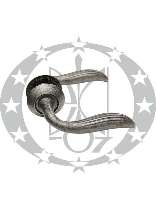 Ручка дверна ARCHIE AH-10100 17 античне срібло