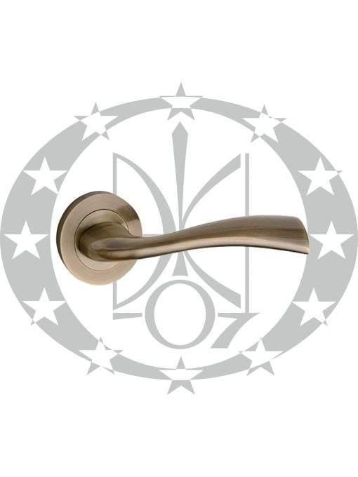 Ручка Metal-Bud LIBRA розета бронза