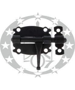 Засув AMIG mod.484 (6119) чорний