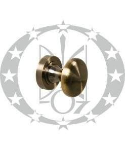 Півгалка універсальна Metal - Bud бронза