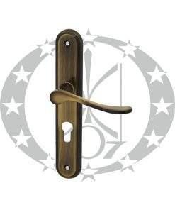 Ручка дверна Metal-Bud LYZECZKA 60 PZ бронза