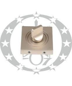 Дверна накладка з воротком Gamet PLT-25WC-06-KW WC