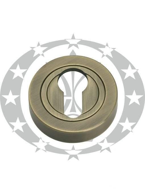 Дверна накладка Gamet PLT-25-Y-AB PZ