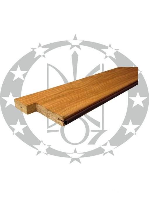 Поріг дерев'яний GERDA TA 80 gr.19 до TT, GTT