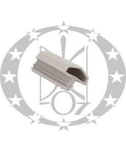 Ущільнювач дверний 0304 сірий