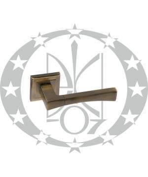 Ручка Metal-Bud GAMA (ZGKP) квадратна розета бронза