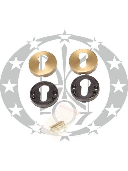 Дверна накладка ALFA PZ бронза