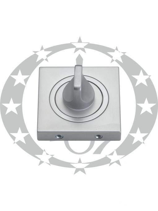 Дверна накладка з воротком Gamet PLT-25WC-08-KW WC