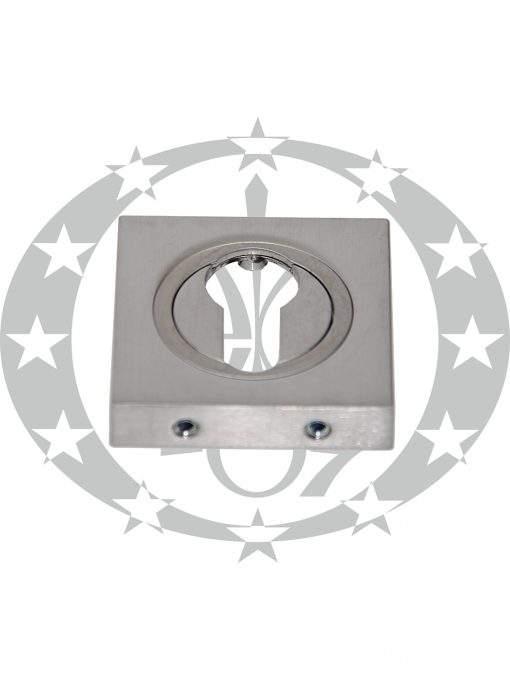 Дверна накладка під серцевину Gamet PLT-25-Y-WB00R-KW Aseptik Line PZ