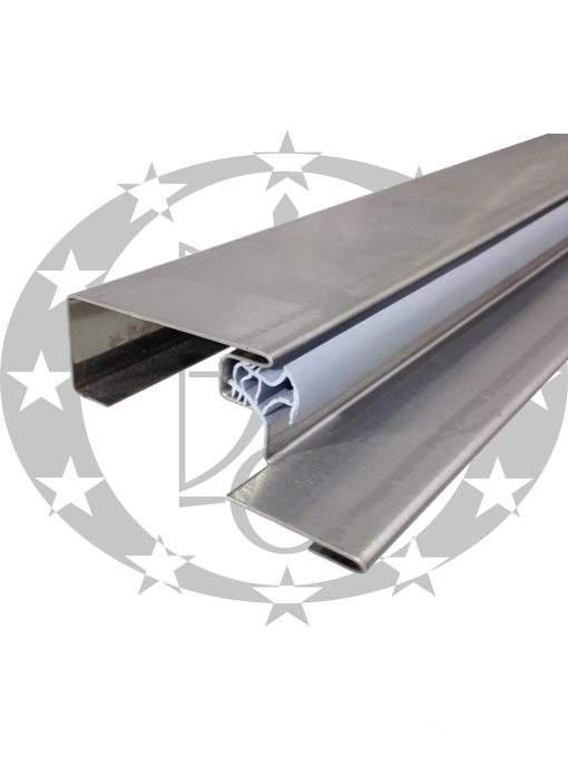 Поріг GERDA MC2 90E металевий