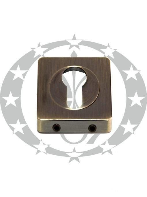 Дверна накладка Gamet PLT-24Z-Y-AB-KW-BL PZ