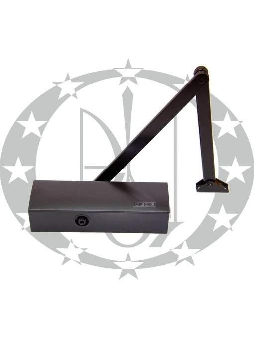 Амортизатор дверний з важільна тягою GEZE TS2000 V BC коричневий