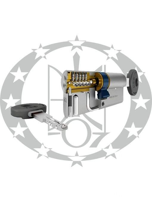 Серцевина AGB Scudo DCK 30/45 латунь (C100102540)