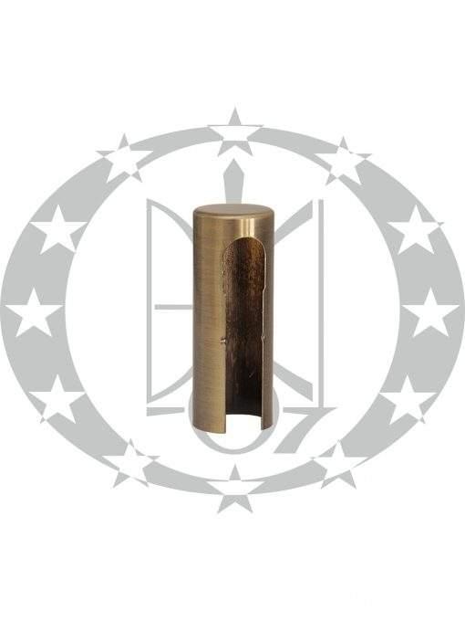 Накладка на завіси mod.909-C Ф16 бронзовий