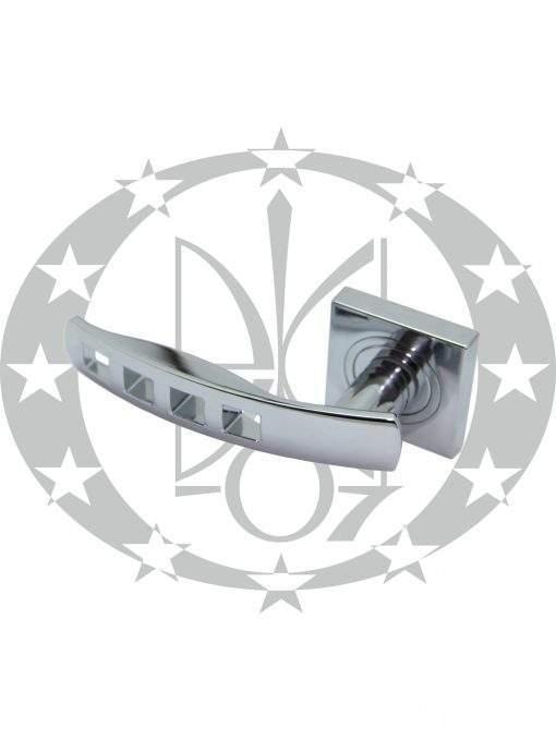Ручка Gamet QUADRA DH-R-22-04-KW розета