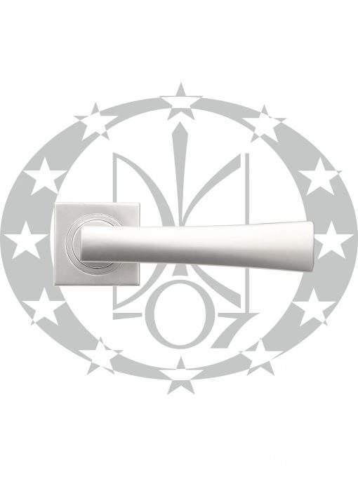 Ручка Gamet LIBRA DH-11-22-WB00P-KW Aseptik Line розета