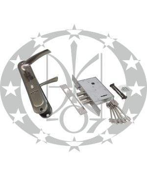 Замок комплектний BRUNO BR-77 ключ бронза