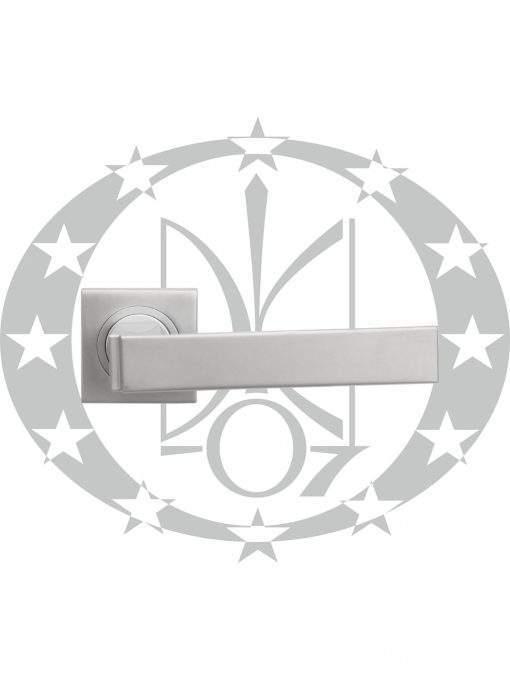Ручка дверна Gamet MENSA DH-12-22-08-KW розета