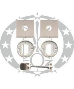 Дверна накладка Gamet PLT-26-WC-07-KW WC
