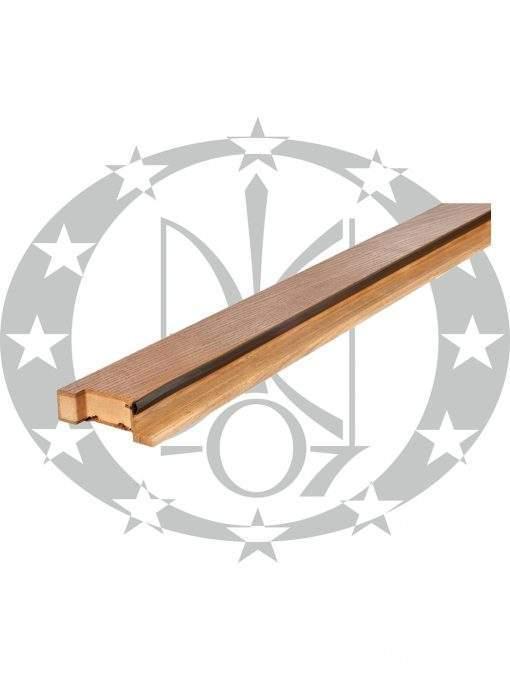 Поріг дерев'яний GERDA MС2 90E gr.35 до S