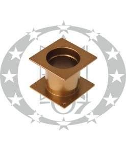 Пластикова вентиляція WC квадратна F4
