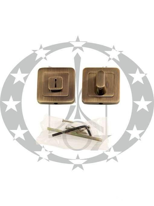 Дверна накладка Metal-Bud IBIZA WC бронза