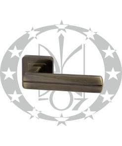 Ручка Metal-Bud VIVA квадратна розета бронза