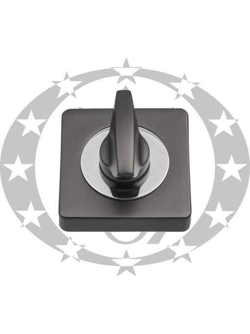 Дверна накладка Gamet PLT-24Z-WC-04-11-MC-KW-BL WC