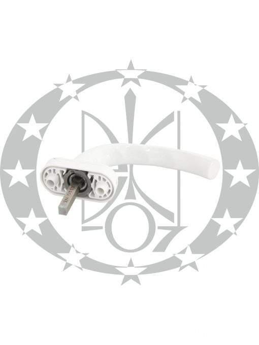 Ручка віконна DR HOPPE TOKYO 0710/U26 біла