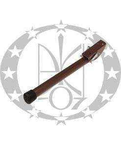 Підпірна ножка для дверей коричнева volya