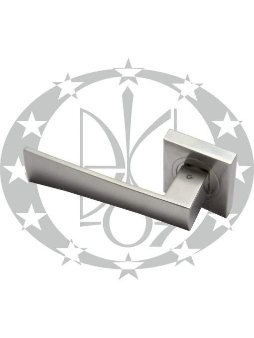 Ручка Gamet LIBRA DH-11-22-WB00S-KW Aseptik Line розета