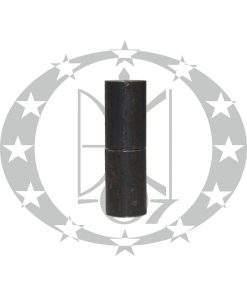 Завіс ЦеКо точений з кулькою Ф26 чорний