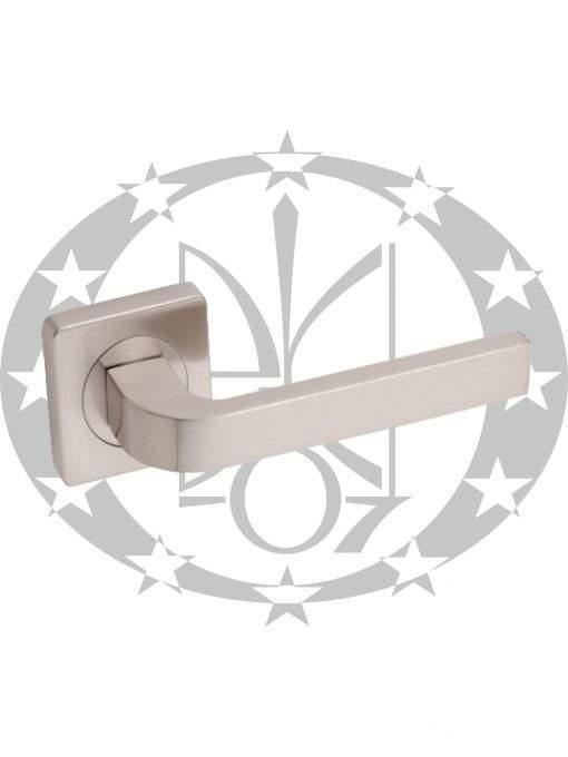 Ручка дверна Gamet ARCO DH-95A-24Z-07-KW-BL розета