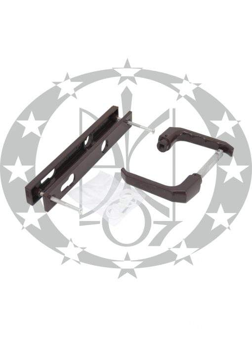 Ручка Czestochowa K-90 ST-27 90 PZ фарбована коричнева