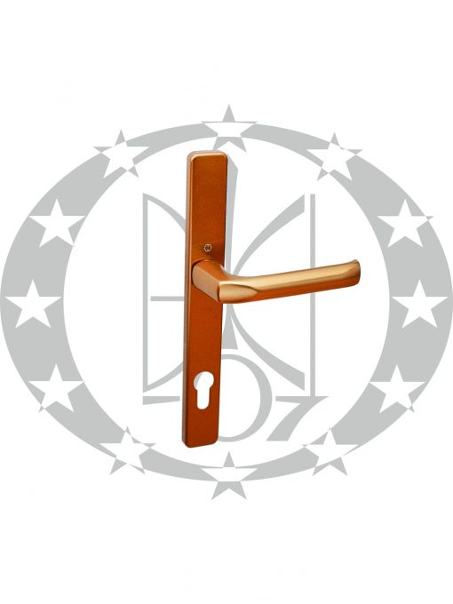 Ручка HOPPE LONDON 92 PZ F4 бронза