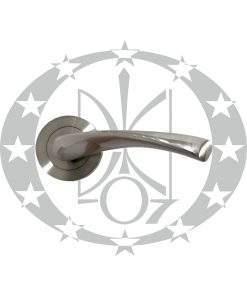 Ручка GATO ROMA розета нікель сатин