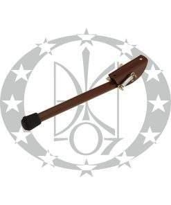 Ножка фіксатор мала коричнева volya (підгинка)