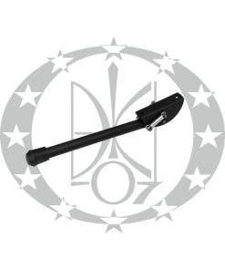 Ножка-фіксатор Цеко volya мала чорна (підгинка)