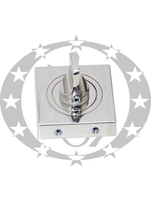 Дверна накладка Gamet PLT-25WC-WB00P-KW Aseptik Line WC