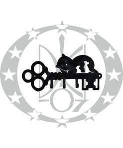 Ключниця КН-2 чорна