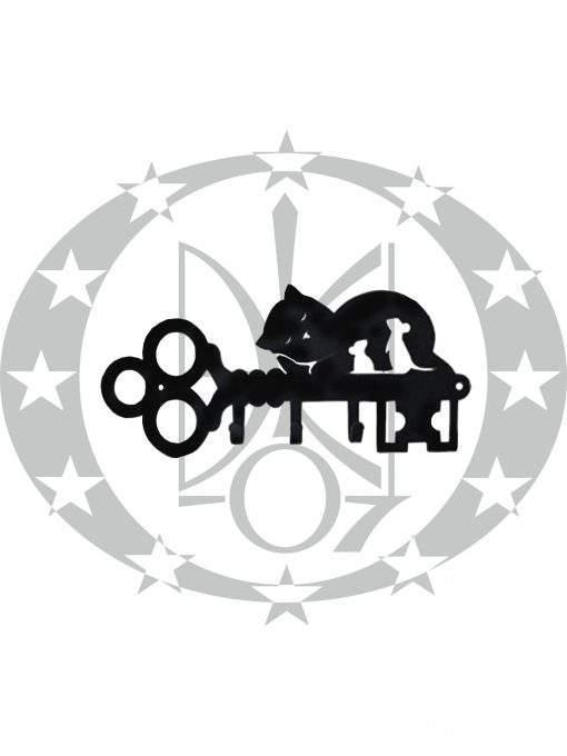 Ключниця Галіндустрія КН-2 чорна