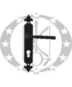 Ручка Metal-Bud OLA (BO7YC) 72 PZ чорна