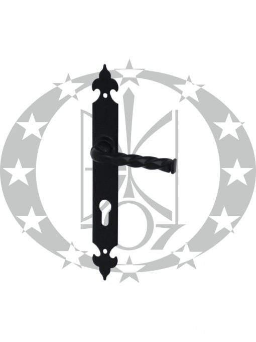 Ручка Metal-Bud OLA 90 PZ чорна (BO9YC)